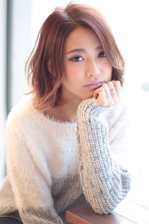 loose curls bob  curled bob cool hairstyles japanese