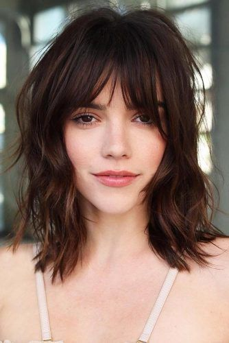 Pics That Will Make You Want a Shag Haircut | Glam