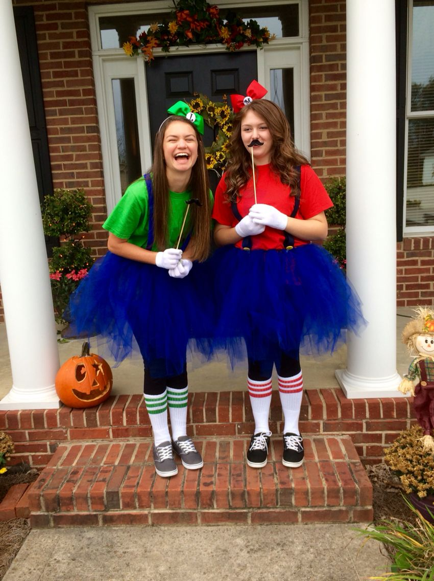 30+ Easy DIY Halloween Costumes For Teens | DIY Halloween, Luigi And Halloween  Costumes
