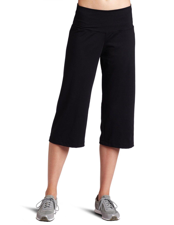 Fila Women's Loose Fit Capri, (pants, gym pants, cheap, grey ...