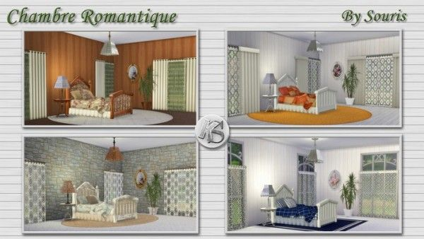Khany Sims: Romantic room • Sims 4 Downloads