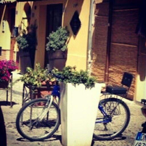Bici en Sicilia