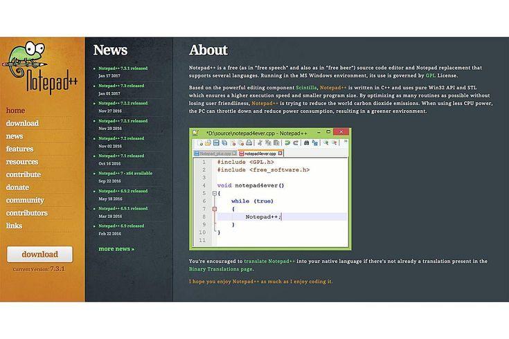 9 Best Free Html Editors For Windows For 2020 Web Development Tools Online Web Design Coding