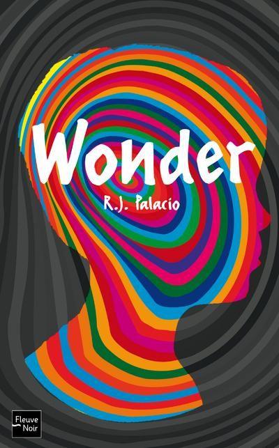 Wonder Book Cover Design