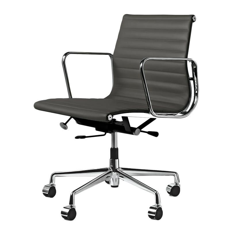 Charles eames aluminium chair ea 117 you can order this for Eames alu chair nachbau