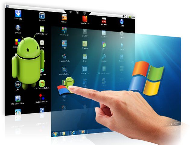 How To Run Android Apps On Your Pc Android Emulator Android Apps Android Apps Free