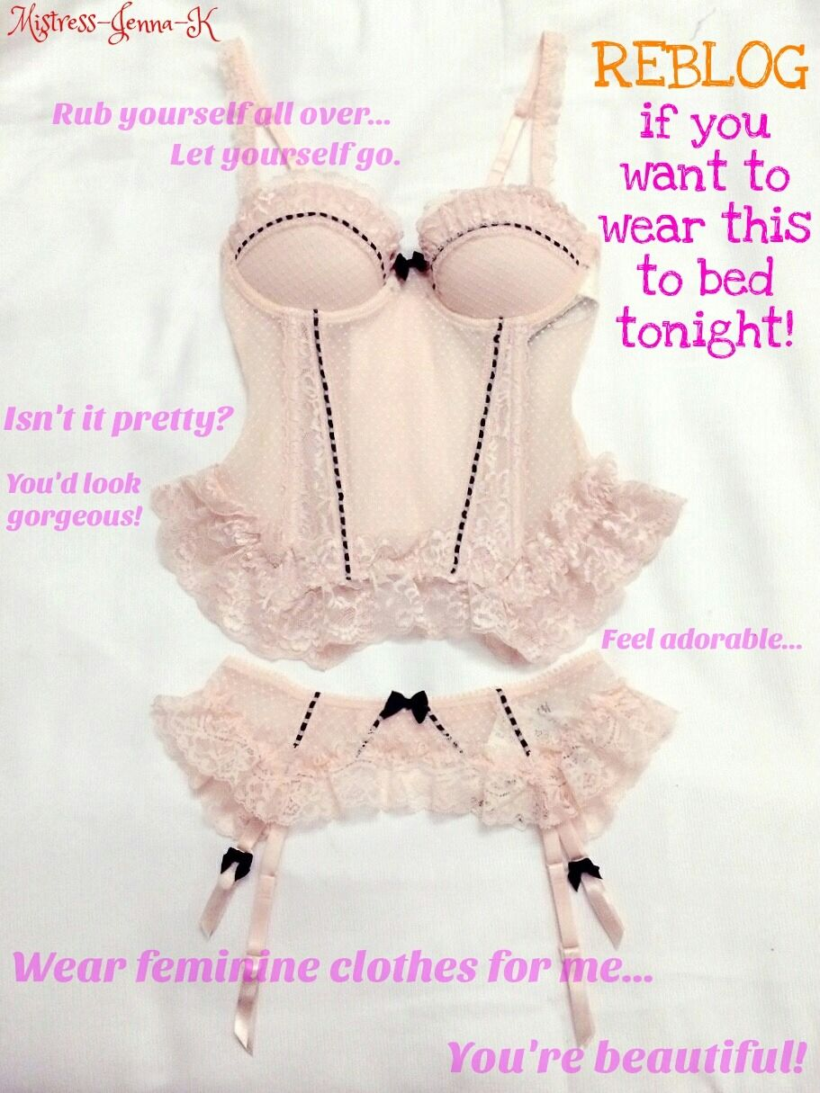 850cc77ad80 I wish I could be wearing this right now!   Sissy for Woman