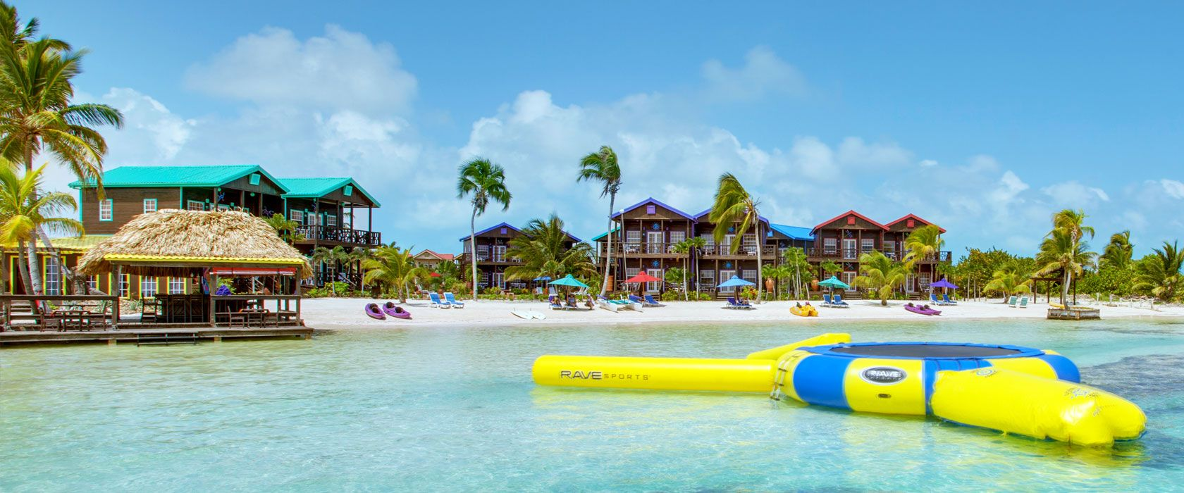 With One Foot Planted In The Central American Jungles And Other Dipped Caribbean Sea Belize Combines Best Of Both Worlds Read More