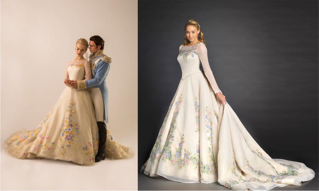 Big news! We\'re adding a limited-edition Cinderella wedding dress ...