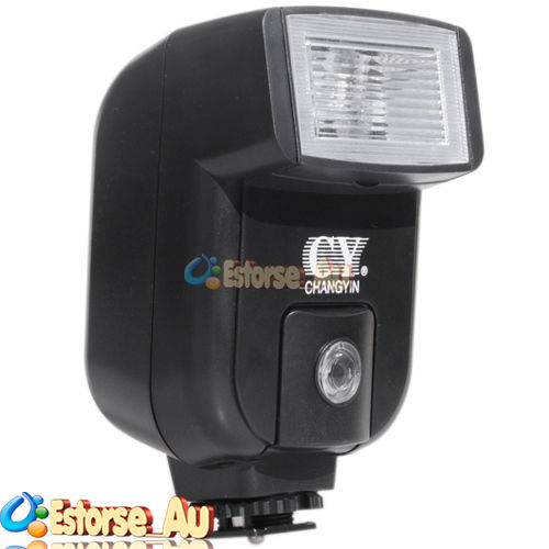 $15 99 AUD - Yinyan Cy-20 Flash Light For Canon Eos M 760D