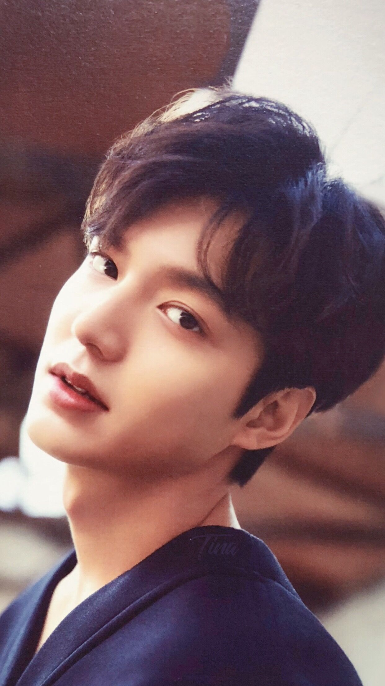 Lee Min Ho 2019 Official Minoz Calendar With Images