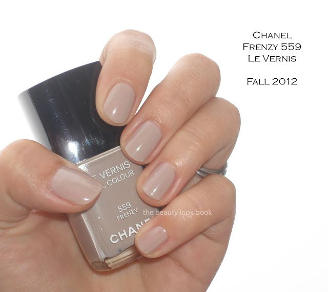 Chanel Frenzy #559 Le Vernis - Fall 2012
