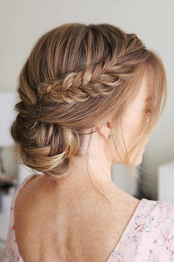 Un look impactante con peinados juveniles Fotos de cortes de pelo Ideas - Recogidos Faciles Juveniles Peinados Elegantes ...