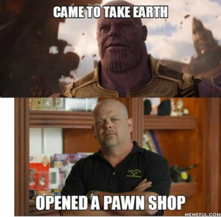 37 Funniest Thanos Memes Probably The Most Memeable