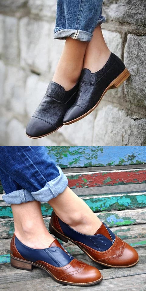 Up To 60 OFF Oxfords Shoes! Free Shipping! Shop Now! | Women N38Tx