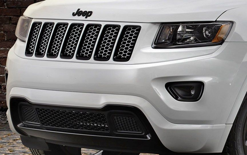 Best 2014 Jeep Grand Cherokee Grill Inserts