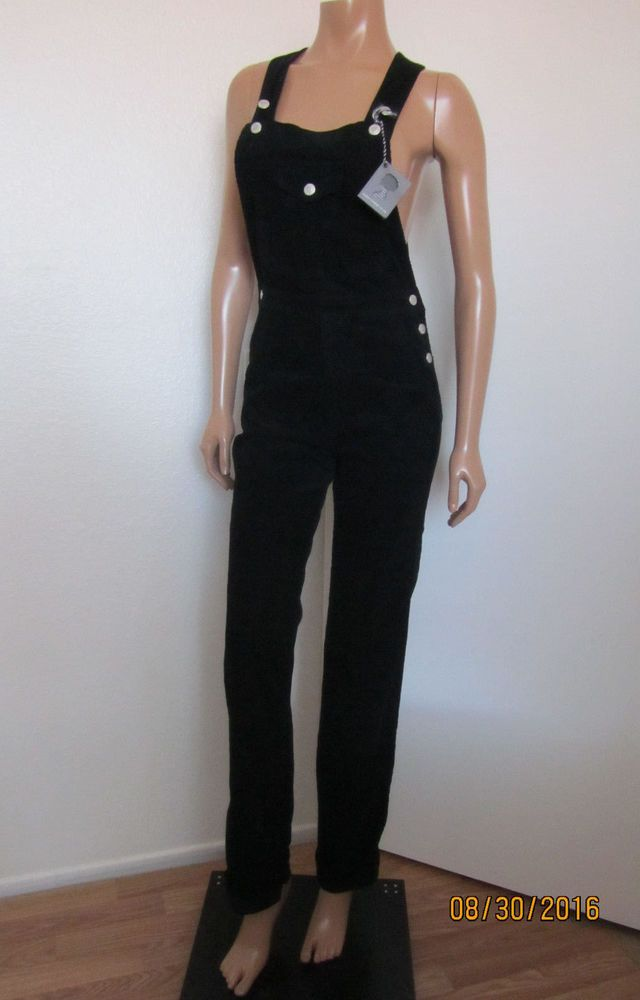 20f52ca6b5d Alexa Chung for AG Jeans The Bunny Corduroy Overalls Size 27~NWT~  325   AGAdrianoGoldschmied  Overalls