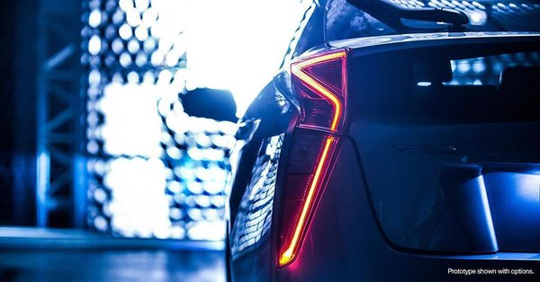 We love the striking angles of the all-new #Prius.