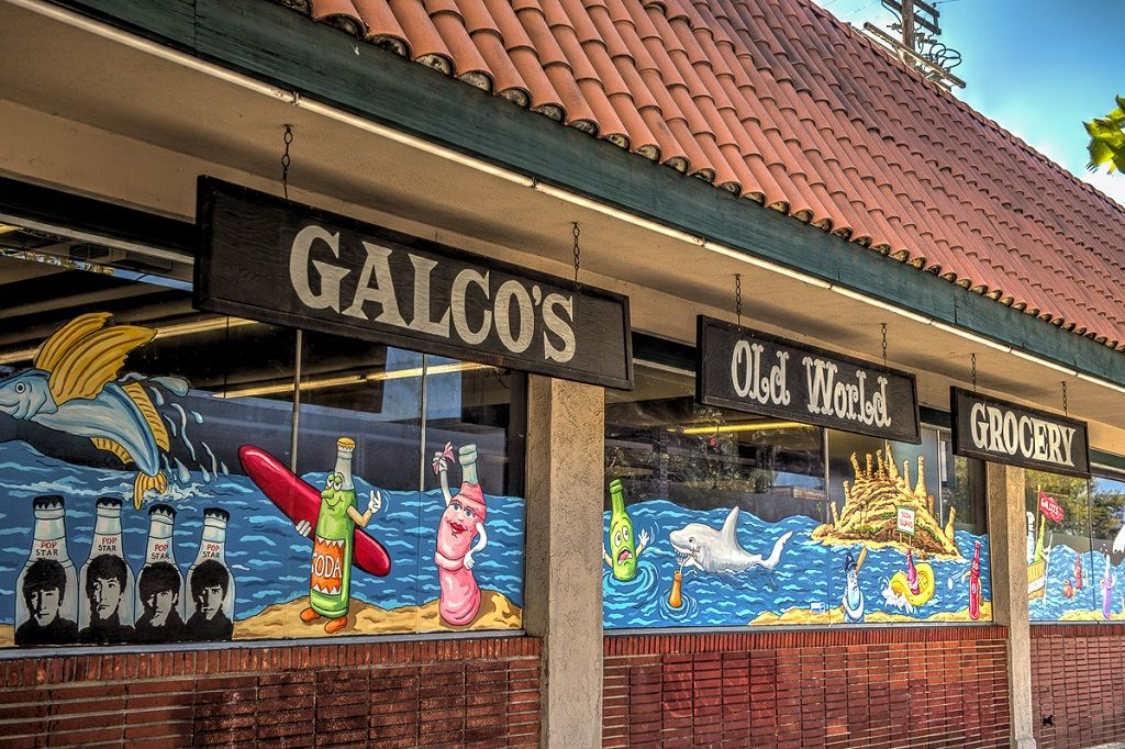 Galco's Soda Pop Stop in LA