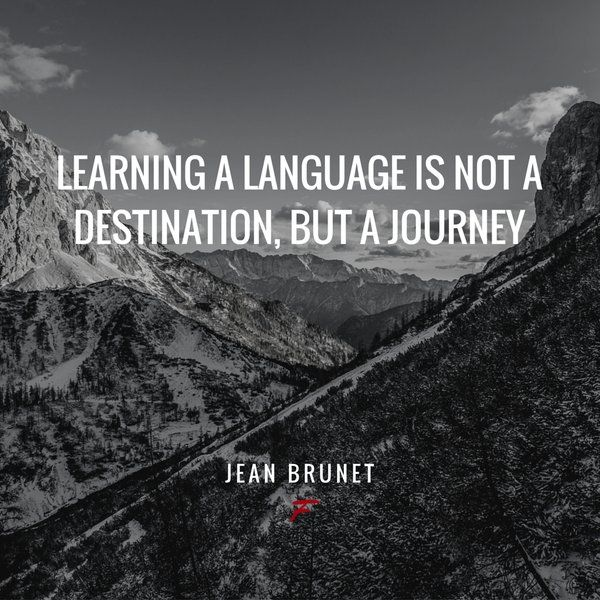 Learnfrench Foreign Language Quotes Learning Quotes Foreign Language Learning