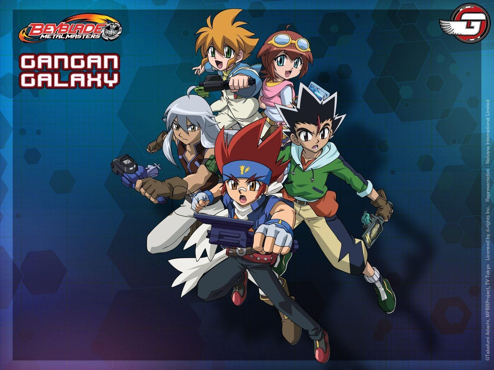 Beyblade Metal Fusion Oc Characters Images The Group Hd Wallpaper Beyblade Characters Beyblade Birthday Wallpaper