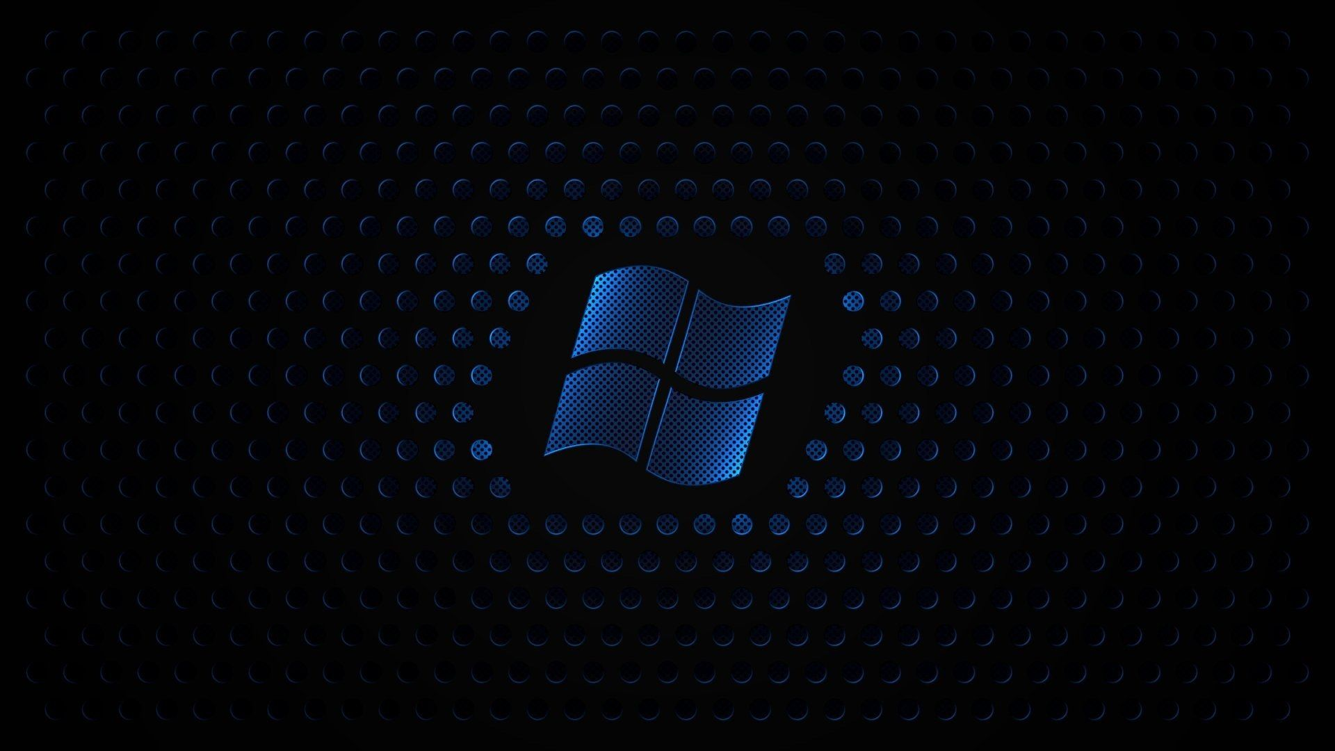Windows Professional Wallpapers Hd Wallpaperpulse 1280 800 Windows 7 Professional Wallpapers H Windows Wallpaper Black And Blue Background Black Hd Wallpaper