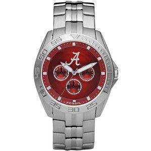 Tideloyalitycom Fossil Watch Mens University Of Alabama