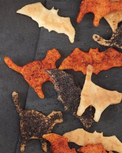 Scaredy Crackers Recipe