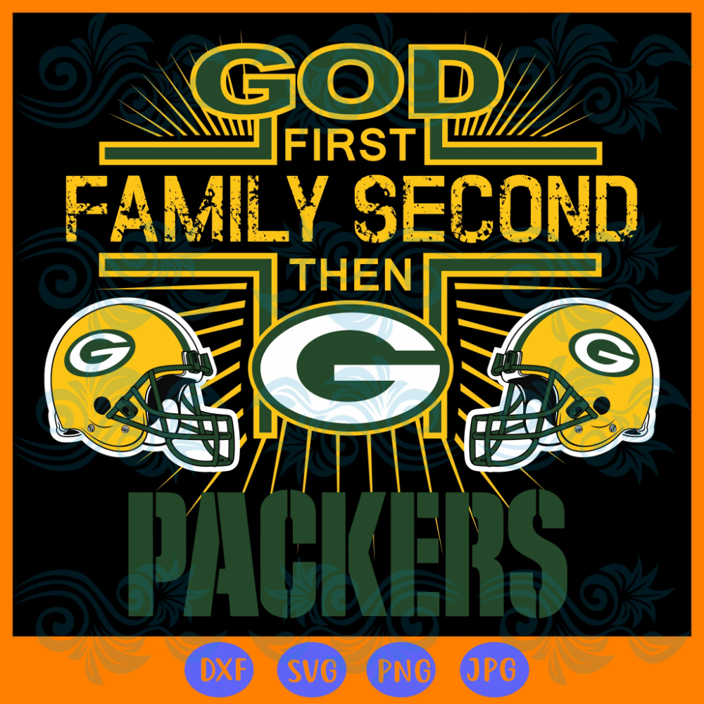 Green Bay Packers Svg Svg Files For Silhouette Files For Cricut Svg Dxf Eps Png Instant Download Trong 2020