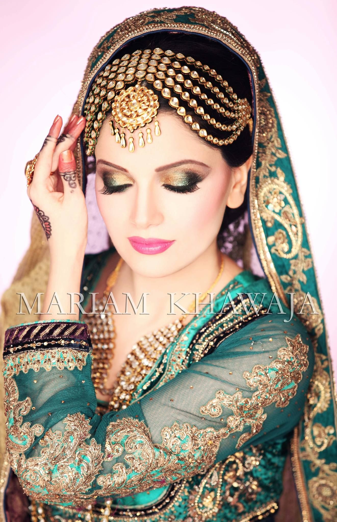 Worst makeup mistakes on your wedding indian bridal diaries - Worst Makeup Mistakes On Your Wedding Indian Bridal Diaries 11