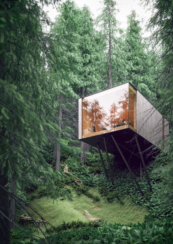 Conceptual Modern Architecture by Matthias Arndt