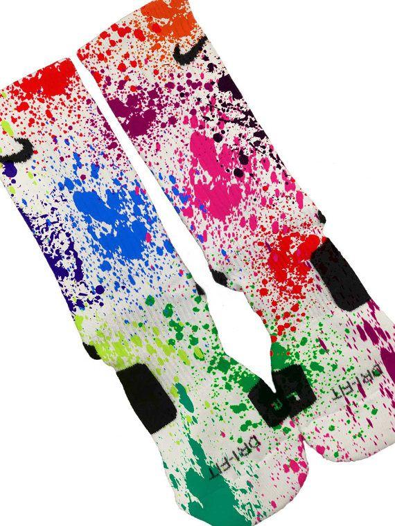 Nike Calcetines Elite Custom Creaciones Pintan