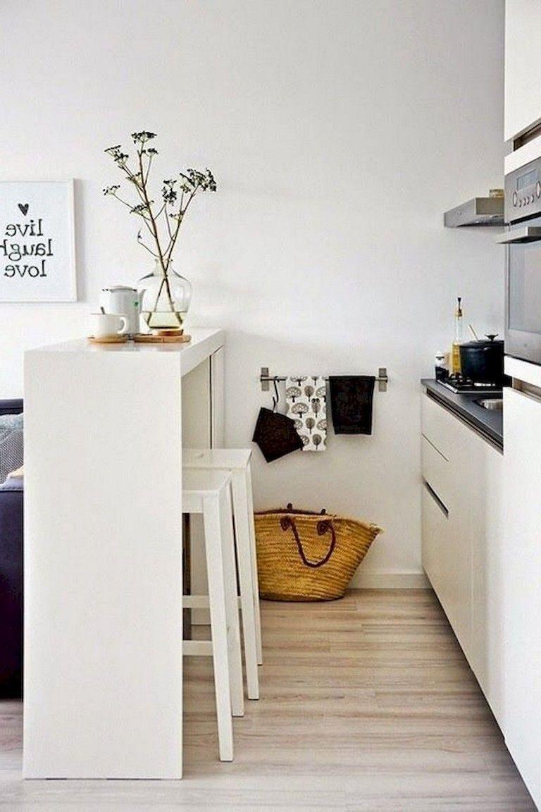 smart small apartment kitchen decor ideas kitchen pinterest