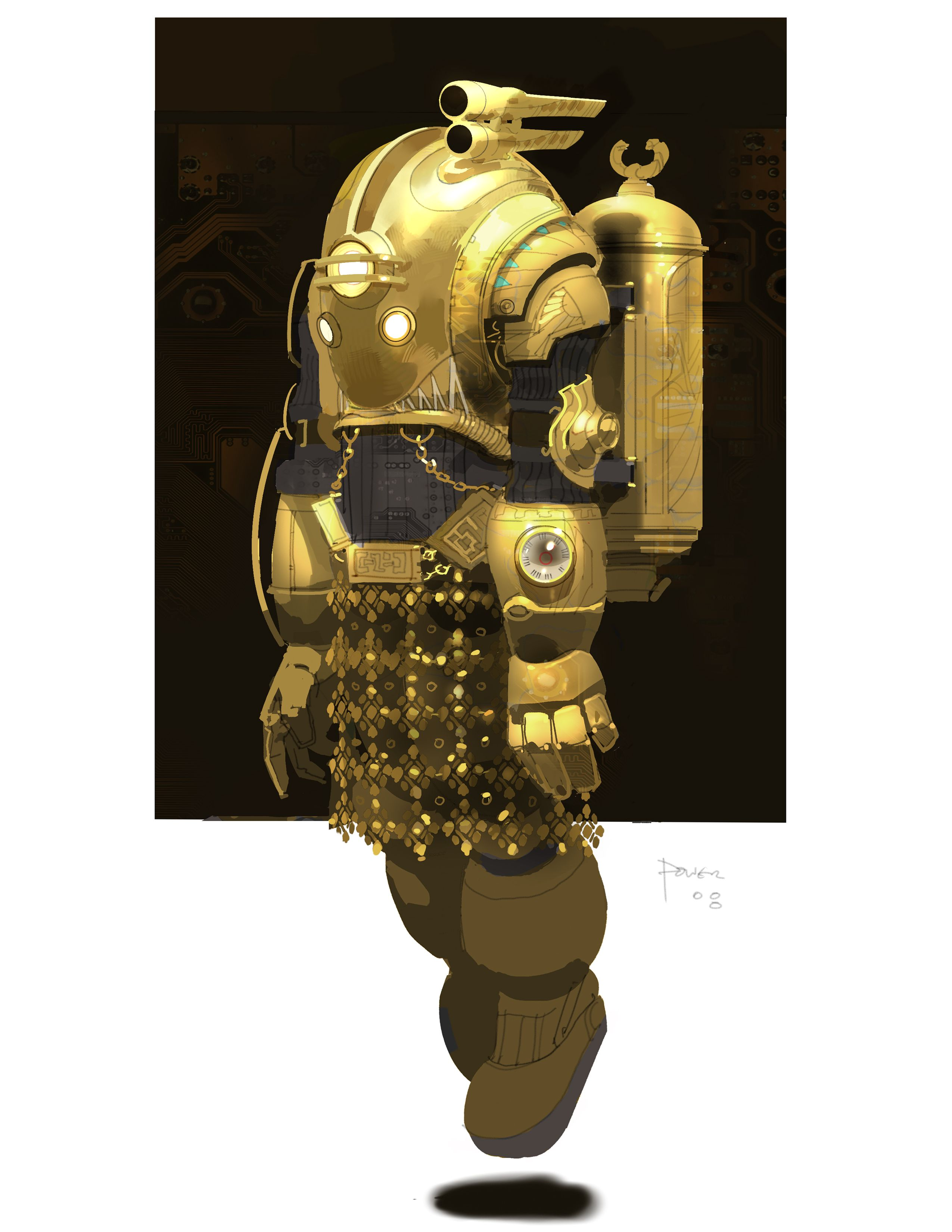 Pin By Walter On Robot Material In 2020 Bioshock Art