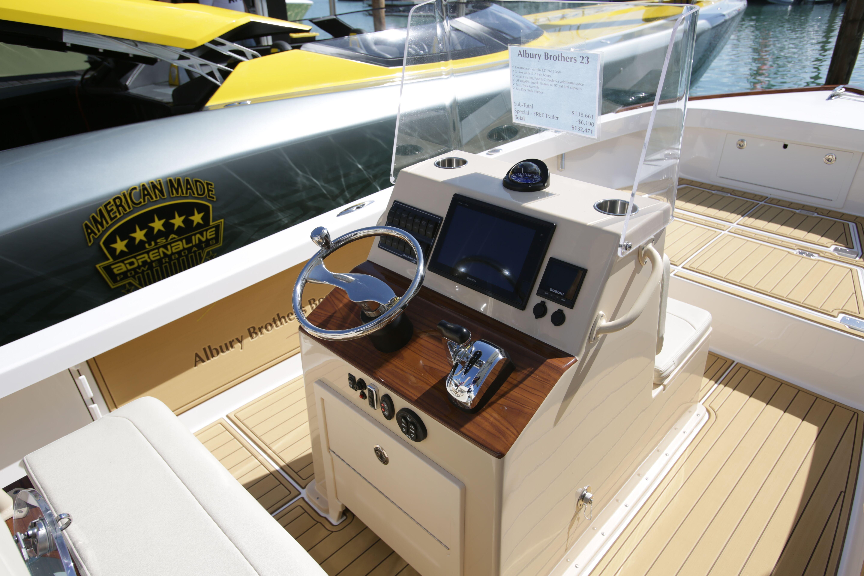 Bluewater Steering Wheel Boat Steeringwheel Stainlesssteel