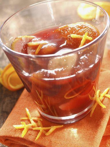 Sangria espagne recette de cuisine marmiton une recette sangria sangria recette - Recette de cuisine marmiton ...