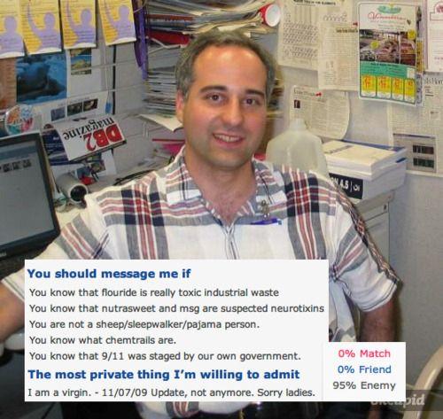 Scientist dating site
