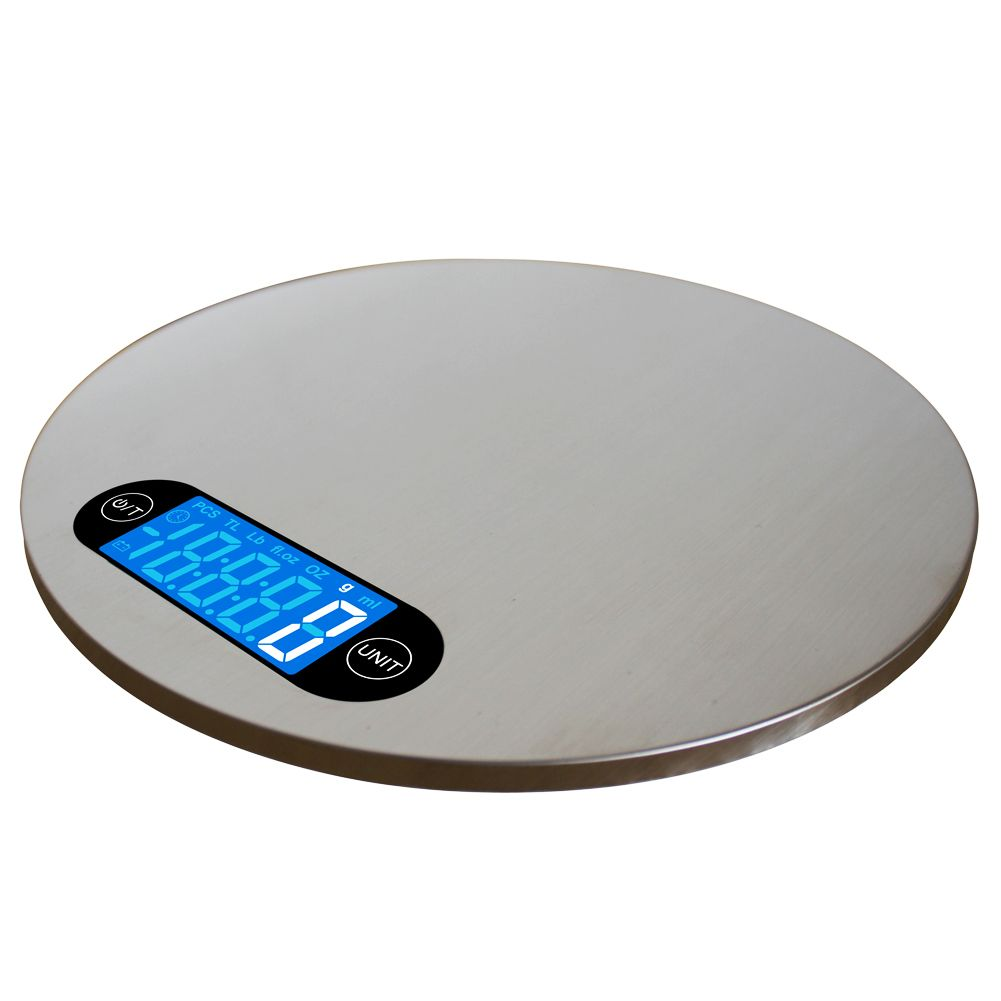 New Upgrade Touchkey Digital Scale 5kg Kitchen Measure Tools