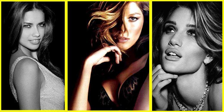 Top 13 World's Highest Paid Models LISTFOREVER