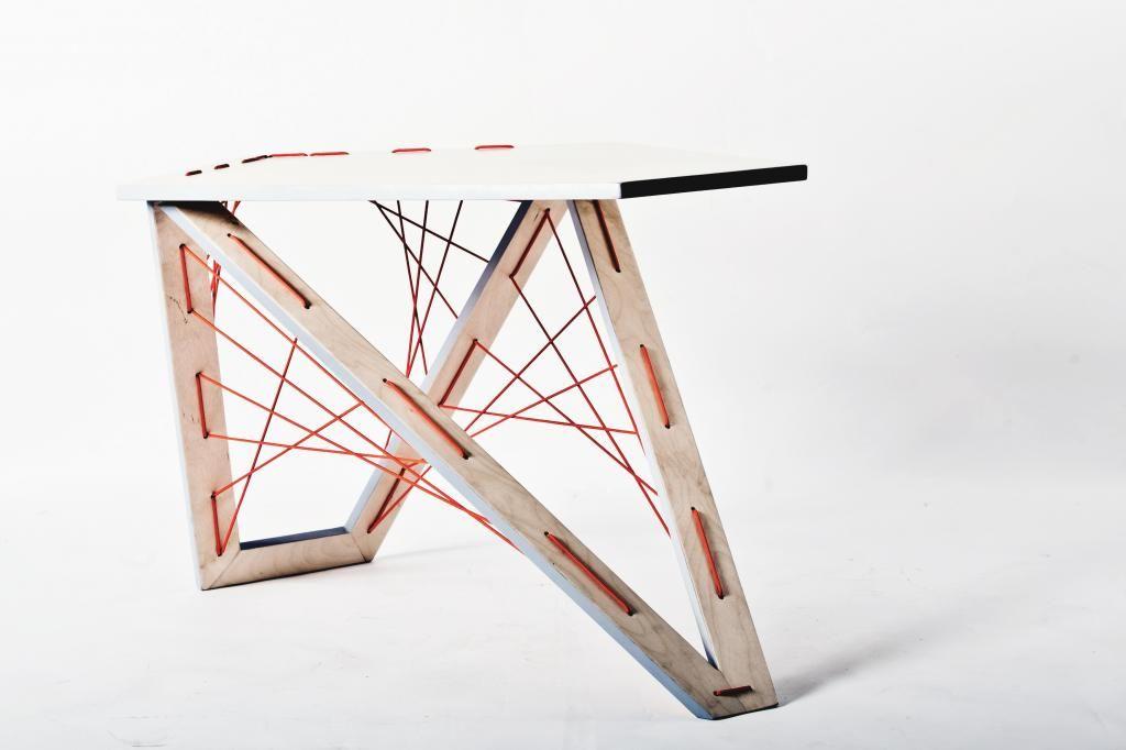 Captivating U0027Puntada Coffee Tableu0027 By Agustinabottoni. Tensegrity Inspired Structure. Amazing Ideas