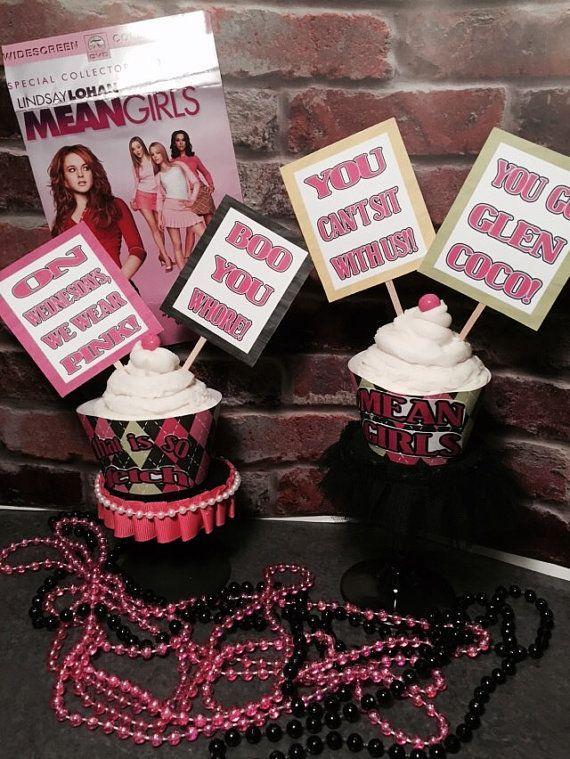 Resultado De Imagem Para Mean Girls Birthday Theme