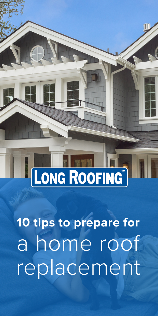 Prepare For Your Roof Replacement With These Ten Tips Roofing Roof Roofing Companies