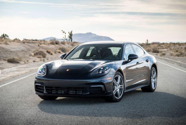 Porsche Panamera Sport Turismo review 542bhp estate