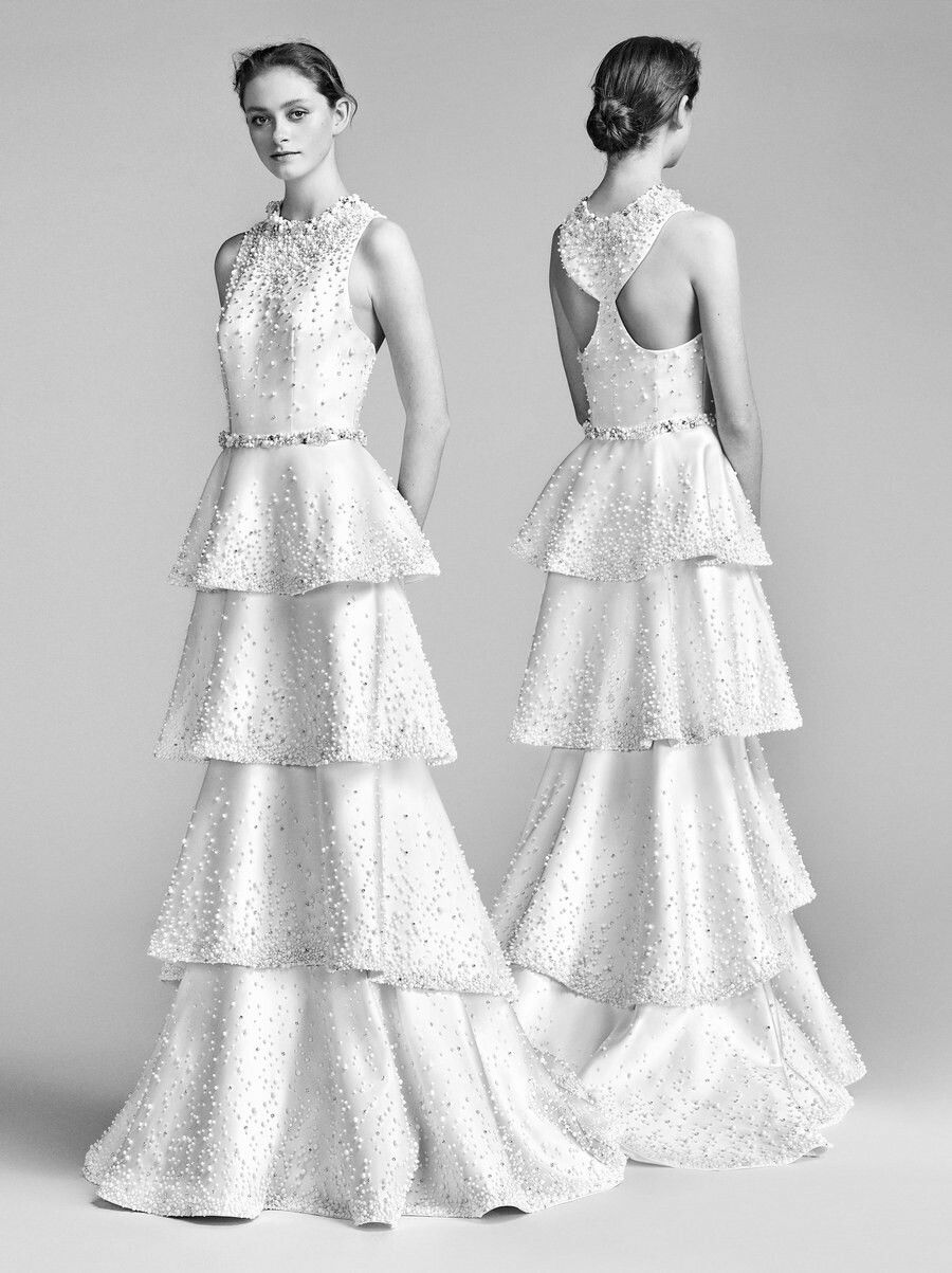 Halter top wedding dresses plus size  Bridal trends and wedding dresses   Wedding Dresses  Pinterest