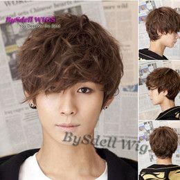 Znalezione Obrazy Dla Zapytania Fluffy Curly Hair Kpop OCsStory - Curly short hair kpop