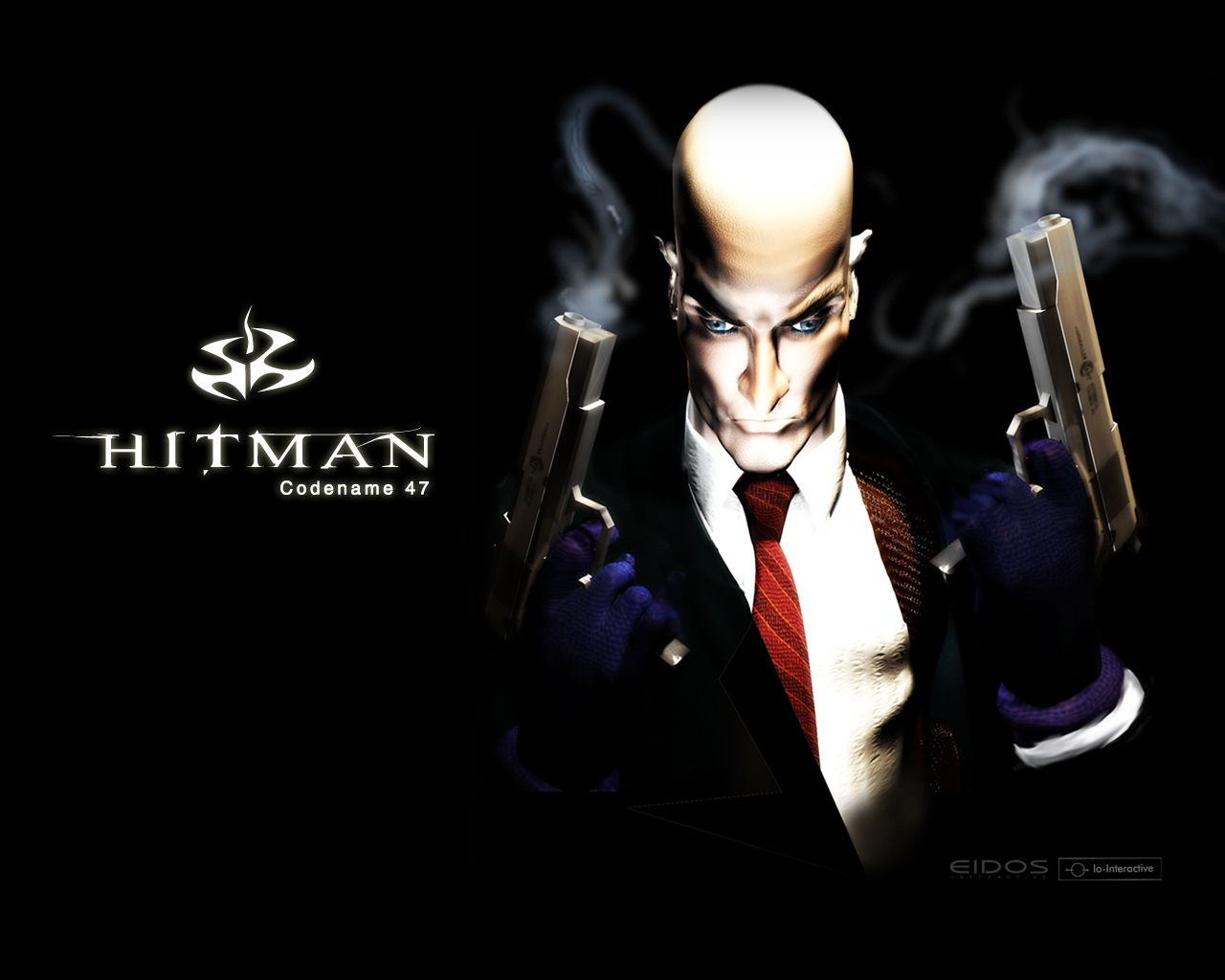بازی HITMAN 1-2 برای PC