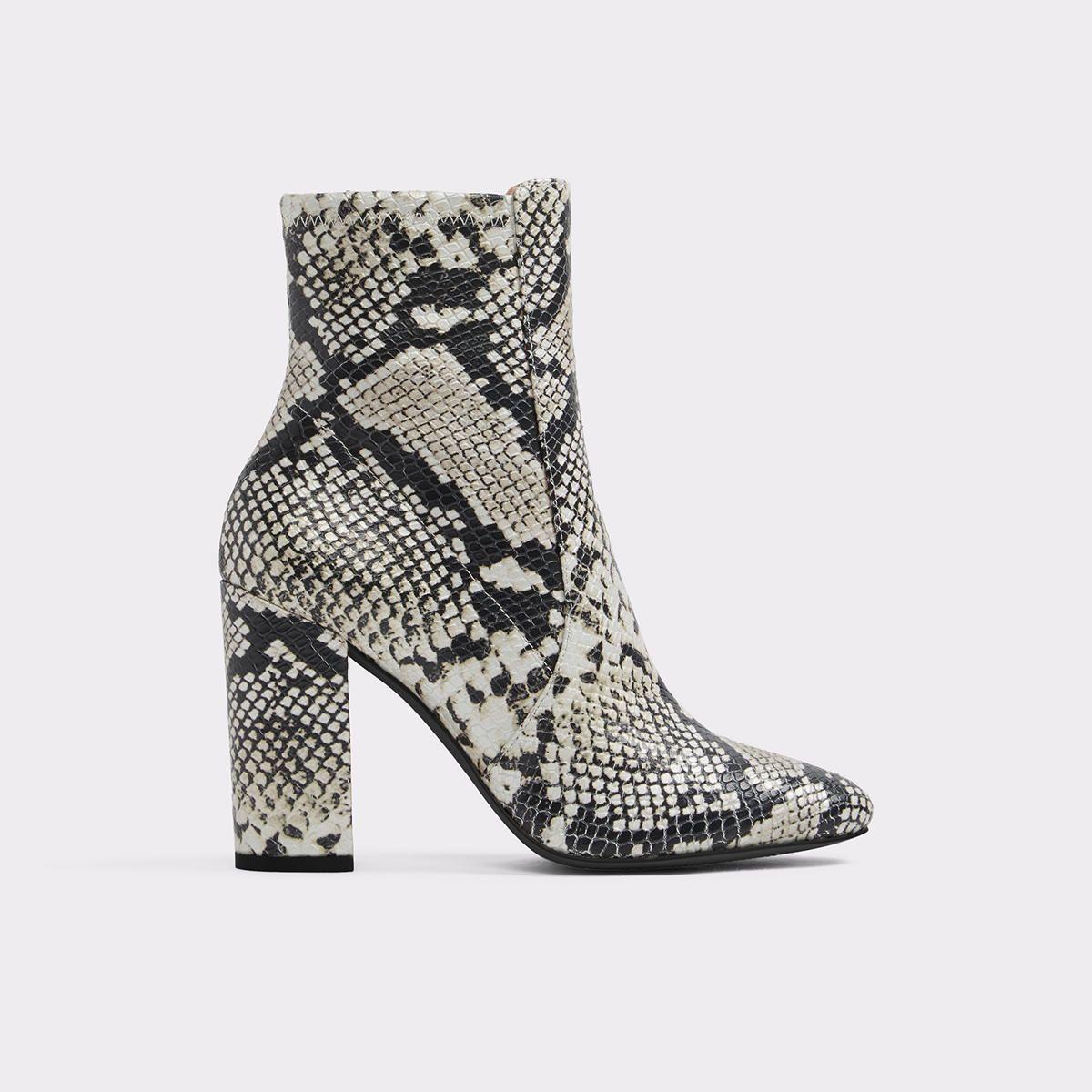 Aurella Natural Multi Women's Boots