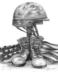 Patriotic Drawings Google Search Military Drawings Soldier