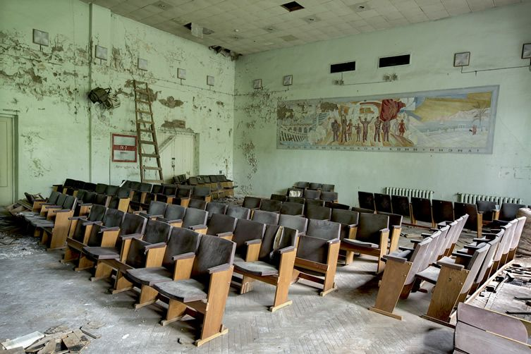 Soviet Ghosts Explores The Remnants Of A Oncemighty Superpower - 24 mysterious haunting abandoned buildings soviet union