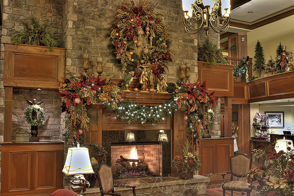 the inn at christmas place in pigeon forge tennessee